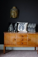 Design: Slalom, Oswald Owl and Enchanted Forest cushions