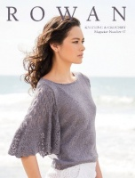 Design: Knitting and Crochet Magazine 67 Cover Shot