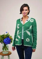 Design: Night Garden Cardigan