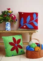 Design: Night Garden Cushions