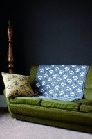 Design: Paws for Thought Cushion and Throw