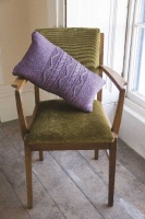 Design: Rectangular Aran Cushion