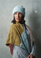 Design: Shoreditch Hat, EC3 Shawl 2