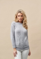 Design: Skyler Sweater Blue