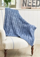 Design: Stardust Throw