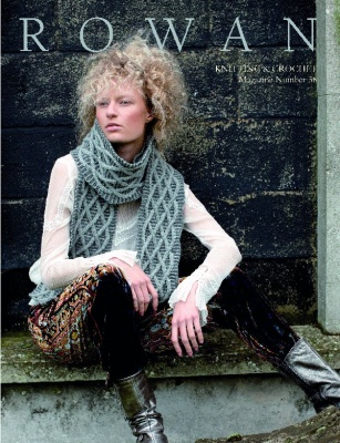 Rowan Knitting and Crochet Magazine 58