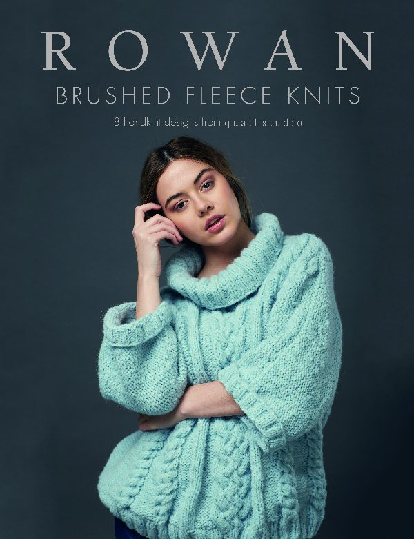 Brushed Fleece Knits by Quail Studio