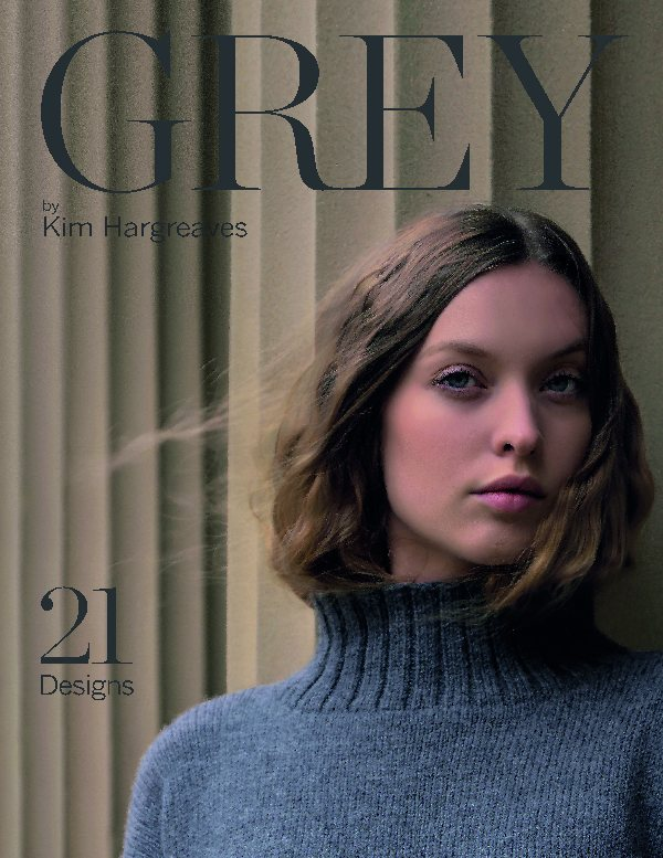 Grey by Kim Hargreaves