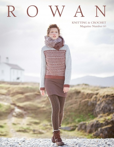 Rowan Knitting and Crochet Magazine 60