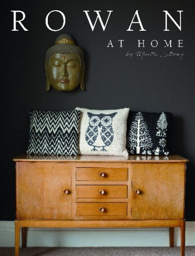 Rowan at Home - 9 designs by Martin Storey
