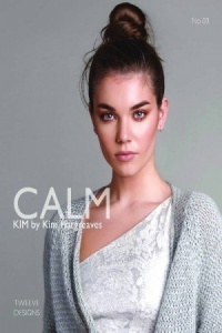 Calm - 12 designs by Kim Hargreaves