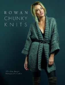 Rowan Chunky Knits - 8 designs by Quail Studio